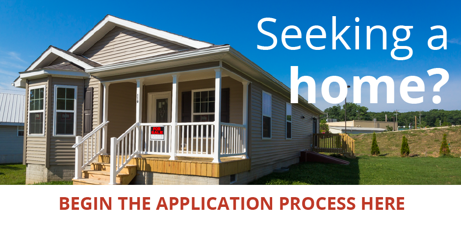 Seeking a Home with CCHLT?