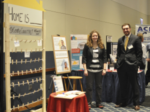 CBICC Expo 2014 Booth