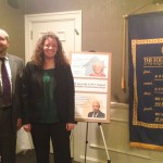 CCHLT's ED, Rachel Fawcett with State College Sunrise Rotary Club