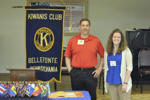 CCHLT shares with Bellefonte Kiwanis