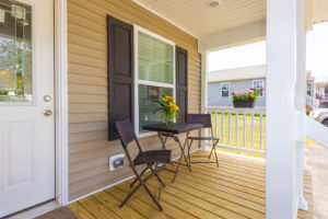 CCHLT's 119 Woodycrest St. Open House