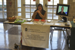Centre County Affordable Housing Coalition at 2016 Super Fair