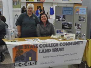 State College Community Land Trust at 2016 Super Fair